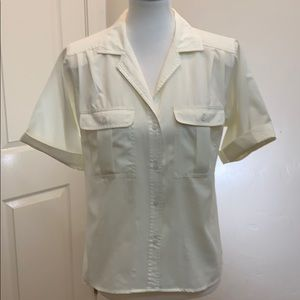 Vintage Laura and Jayne Blouse Size 8